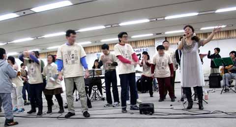 「菊鉾会」第16回ミュージックフェスタ 2015/03/07