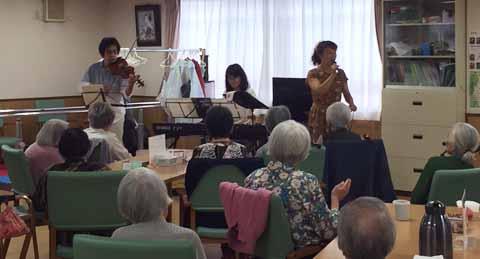 平野デイサービスセンター 2015/09/24