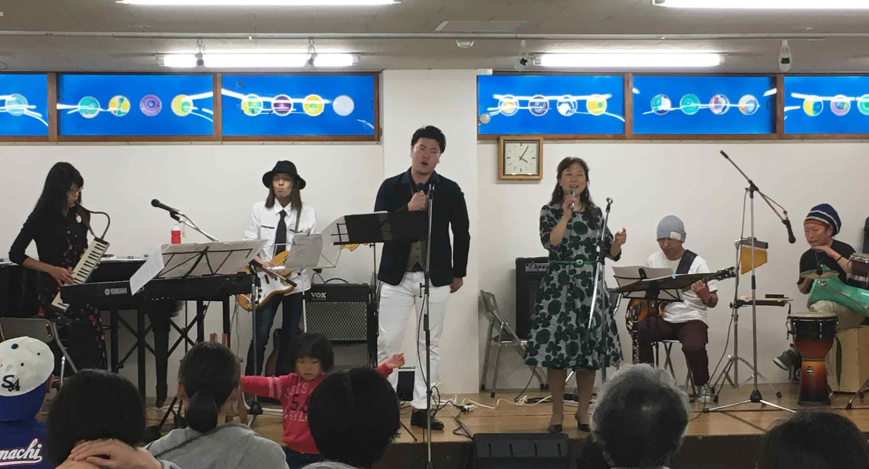 YWCAあきまつり<br />またあいにlive with 池田真己<br />2016/11/23